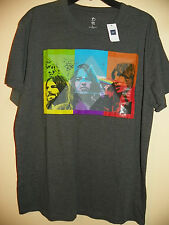 PINK FLOYD!-MENS SIZE LARGE-THE GAP-LICENSED SHORT SLEEVE-NWT