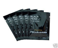 Black Head Pore Cleaner Removal Remover Strips Mineral Mud Face Mask Peel Off UK