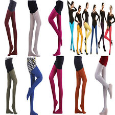 Sexy Size XL Pure Fruit Color Winter Pantyhose Stockings Pants Tight CA008-XL