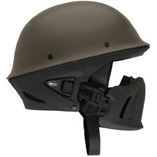 Bell Factory Rogue Solid Solid Gunny Motorcycle Helmet