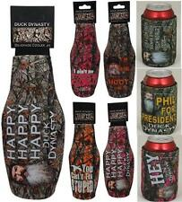 Duck Dynasty Camo Neoprene Can and Bottle Koozies - Gift Stocking Stuffer