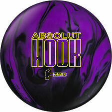 Hammer Absolut Hook Bowling Ball NIB 1st Quality ***HOOK***
