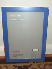 1 x IKEA NYTTJA PICTURE FRAMES 30cm by 40cm - CHOOSE UR COLOUR