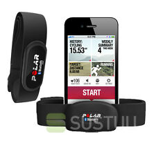 Polar H6 XS-S & M-XXL Heart Rate Bluetooth Sensor iPhone 5 4S iPod Touch iPad