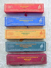 HIMALAYAN TIBETAN NEPALESE HAND MADE HERBAL ESSENCE INCENSE MEDITATION FENG SHUI