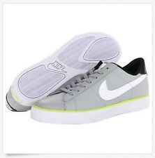 NIKE ® SWEET CLASSIC LEATHER SILVER BLACK VOLT WHITE MEN'S SHOES * NEW IN BOX
