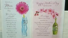 Mothers' Day Cards ~ Stepmum 1st Mum Day Open ~ Fast FREE 1st Class Postage