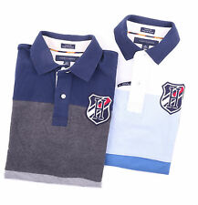 Tommy Hilfiger Men Logo Short Sleeve Polo Shirt Custom Fit - Free $0 Shipping