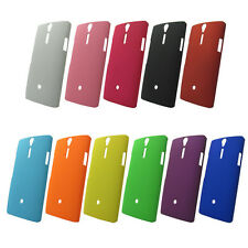 1X Stylish Hard PC Plastic Micro Mesh Case Cover Skins For Sony Xperia S LT26i