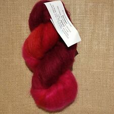 Prism Hand-Dyed Gossamer Mohair Lace Yarn