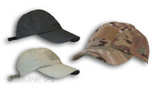 TACTICAL OPERATORS BASEBALL CAP BLACK SAND DESERT MTP MULTICAM VELCRO