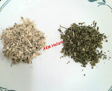 """Marshmallow Leaf and Root 1oz """"Althaea officinalis"""" C/S Organic by AKM Holistic"""