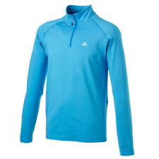 Dare2b Mens Fleece Fuseline Half Top Zip Stretch Knitted Warm Cycling Sports Fit