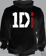 1 DIRECTION YOUTH SIZE HOODIE ONE DIRECTION 1D HOODED SWEATSHIRT FREE SHIPPING
