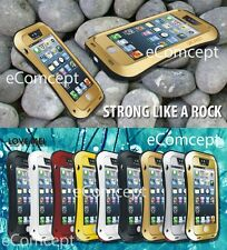 LOVE MEI Life Protection Dirt Proof For iPhone 5 5S Waterproof Shockproof Case