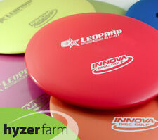Innova GSTAR LEOPARD *pick a weight & color* G Star disc golf driver Hyzer Farm