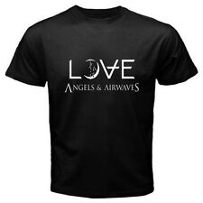 New AVA *LOVE ANGELS AND AIRWAVES Rock Band Black T-Shirt Size S M L XL 2XL 3XL