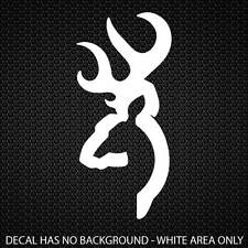 Browning Buck Decal Sticker | Large