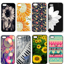 Sunflowers For iPhone 4/4S 5/5S 5C Slim Case Best Durable Plastic Back Cover