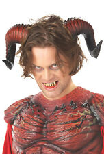 Brand New Demon Horns with Teeth Halloween Costume Accessory