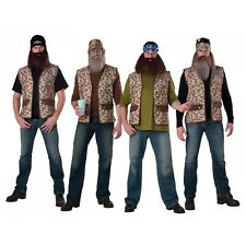 Duck Dynasty Costume Adult Funny Halloween Fancy Dress