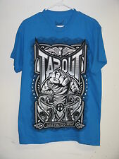 Casual Tapout graphic tee NWT  Blue pick your size Driven to win