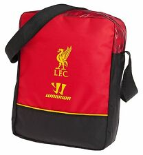 Warrior Liverpool LFC Tattoo Print Satchel Record Bag LFBREC3