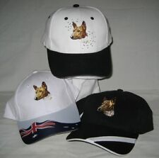 Basenji Embroidered on Front of Cap/Hat