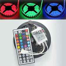 5M SMD 5050 RGB 300LEDS Non-Waterproof Light Strip + 44Keys IR controller