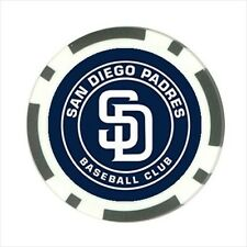 San Diego Padres - Poker Chip Guard / Golf Ball Marker - FG5173