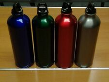 25 oz. Aluminum Water Bottle 4 Colors YOU CHOOSE