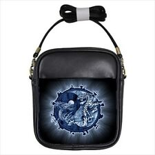 Yin Yang Symbol - Messenger, Sling, or School Bag -Wx4895