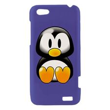 Baby Penguin Bird - Hard Case for HTC Cell (30 Models) -OP4076