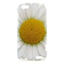Flower Daisy Design #01 - Hard Case for HTC Cell (30 Models) -OP4412