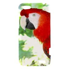 Macaw Parrot Bird  - Hard Case for HTC Cell (30 Models) -OP4639