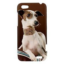Rich Greyhound Design - Hard Case for HTC Cell (30 Models) -OP4838