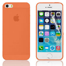 Ultra Thin Crystal Clear Transparent  Case Cover for Apple iPhone 5 & 5S