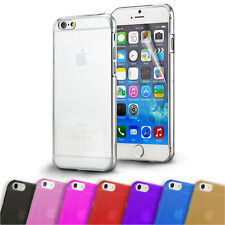 Ultra Thin Crystal Clear Transparent  Case Cover for iPhone 5 / 5S / 6 / 6 Plus