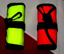 """72""""signal device scuba diving equipment safety sausage closed end rescue tube"""