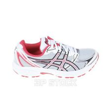 Asics Patriot 6 scarpa shoes running t3g5n 0193 color white/silver/pink