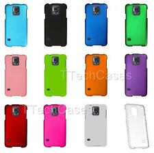 HARD PLASTIC SNAP ON COVER CASE FOR SAMSUNG GALAXY S5 S 5 CELL PHONE