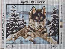 Royal Paris Needlepoint Cats, dogs, horses, dolphins, scenery & more: 14 models