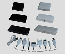 12000mAh to 50000mAh  Power Bank External Battery Charger For Mobile Phone A17
