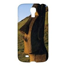Easter Island Moai Scenery - Hard Case for Samsung S4, S3, or S2 (YY4365)