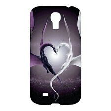 Love Dragons Design - Hard Case for Samsung S4, S3, or S2 (YY4629)