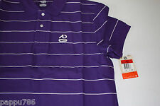 Nike AD Club Thin Stripe Polo Cotton - Brand new in bag/tags - SKU #402541 540
