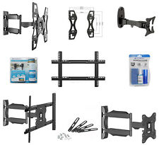 TV Wall Mount Bracket Stand Shelves Shelf Units For 19 26 32 37 40 42 50 55 Inch