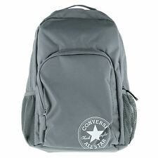 New Mens Converse Grey All In One Backpack Polyester Bags Backpacks