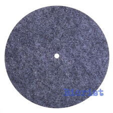 Anti Static Felt Mat for Phonograph Turntable 7 inch EP Vinyl Records Player