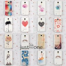Fashion NEW Prints Case Cover Back Protector fr Samsung Galaxy S4 mini i9190